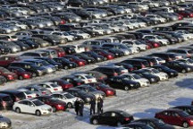 2014年美国汽车销量预计将增长5%至1630万