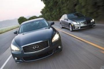 奔驰将联合英菲尼迪打造新平台 衍生SUV和大型车
