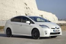丰田混合动力车型全球累计销量突破600万辆