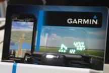 GPS公司佳明推出交互式平视显示器