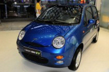 2014年奇瑞QQ3 EV销量预计突破1万台