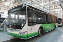 宇通客车领衔 新能源客车将进入高速增长期