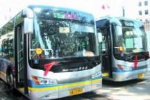 混合动力公交车如何改变中国交通