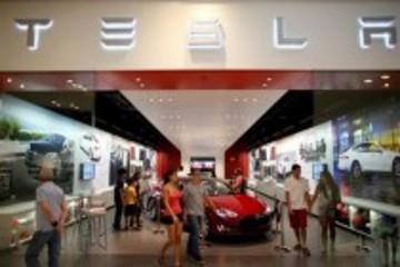 特斯拉公布Model S中国售价 最低73万元