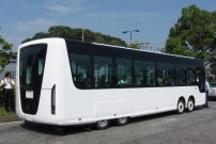 东芝电动巴士将投入运营 采用极速充电技术