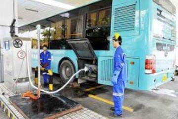 深圳公交公务车将率先使用天然气