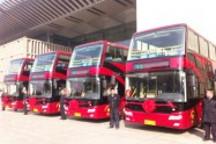 许昌200台新能源公交车将奔驰在大街小巷