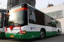 江苏常州新增10辆混合动力公交车