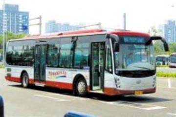 北京昌平新能源公交车上路运营