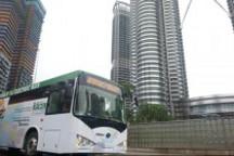 比亚迪夺马来西亚15辆电动大巴订单