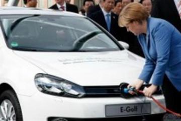 欧洲迈向电动汽车时代