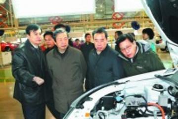 马凯支持中国新能源汽车补贴放慢退出步伐