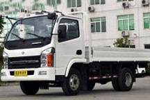 续驶里程超200公里 南京造电动轻卡打开市场