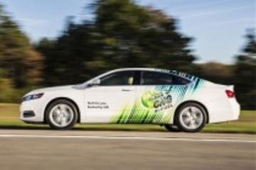 通用发布2015款雪佛兰Impala双燃料车