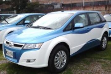 比亚迪将推出伦敦史上首支全电动出租车队