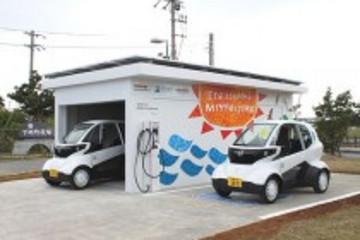 本田联手东芝推进小型纯电动车环保实验