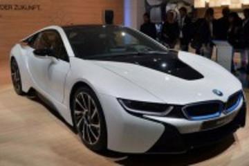 2014年宝马大众等知名车企纷纷推出电动汽车