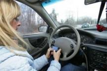 研究表明驾车发短信比酒驾更危险