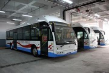 青岛今年再添422辆纯电动公交车