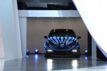 比亚迪戴姆勒合资研发电动车腾势 北京车展发布