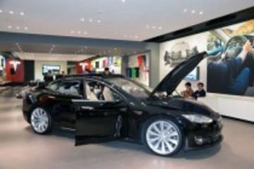 特斯拉正式在港销售 新能源汽车概念走强