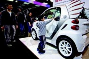 2014年加拿大国际汽车展在多伦多举行