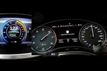 2014特斯拉TESLA vs 奥迪S6加速对比