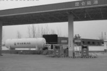 """济南LNG公交车增多 加气站待""""扩编"""""""