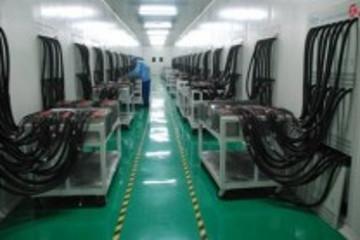 中聚电池杭州电动车生产基地开始动工 年产10万辆