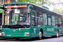 杭州萧山公交K702路升级为混合动力公交车