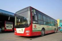 沈阳新能源公交上线运行 今年将推广纯电动汽车