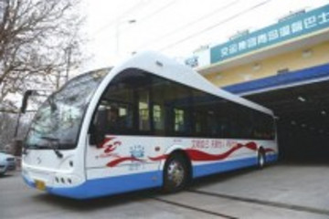 青岛今年将有1000辆纯电动公交车投运