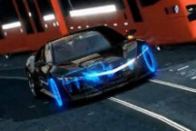 经典再现 概念超跑Acura讴歌NSX