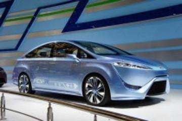 美氢能源商业化进程提速 车企布局氢燃料车