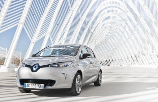 2013年雷诺电动车售1.85万辆 欧洲市场占97%