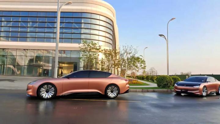 重磅:恒大首款量产车——恒驰1曝光