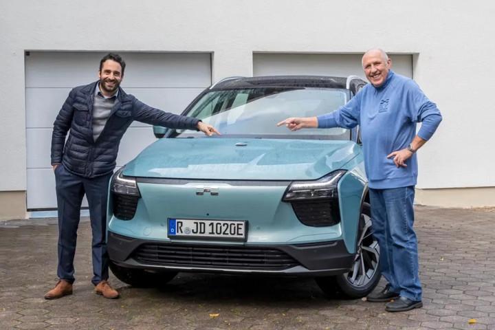 第一家出口欧洲的造车新势力,爱驰U5的口碑怎么样了?
