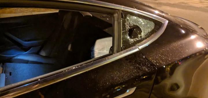 破窗盗窃Model 3成风?