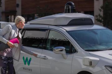 全球首次,无人出租车Waymo One正式投入商用!但依然只是一小步.....