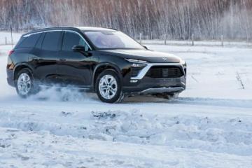 从蔚来ES8\威马EX5冬季表现,看电动汽车为什么怕冷?