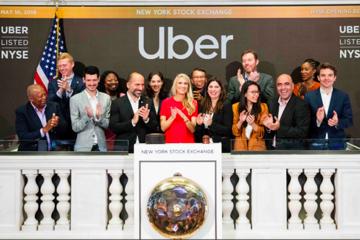 Uber刚刚上市市值697亿美金,我们为什么要回答这五个问题