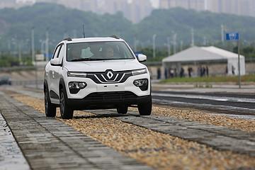 试驾 Renault City K-ZE,欧洲销冠雷诺在华首款纯电SUV