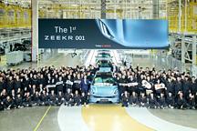 ZEEKR001量产车下线背后:首发MobileyeQ5H的代价——极氪OTA大考