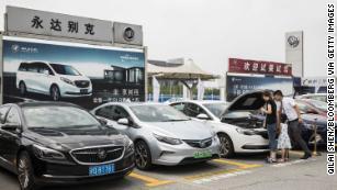 中国正在粉碎欧洲电动汽车的梦想