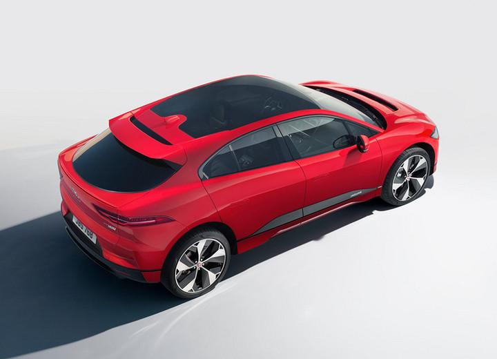 首批捷豹I-PACE将于广州车展上正式交车
