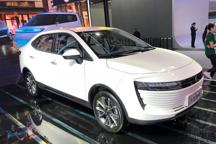 新能源领域的跨界车,长城汽车欧拉iQ