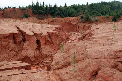 江西新发现一处大型远景稀土矿