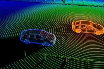 激光雷达研发竞争加剧 未来成本将大幅下降