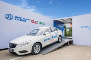 新能源整车第一股 北汽新能源借壳上市在即
