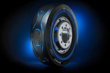 大陆集团推出电动汽车专用轮胎